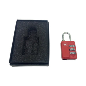 TSA Metal Lock | Travel Lock | Travel | AbrandZ: Corporate Gifts Singapore