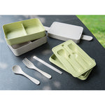 Wheat Straw Bento Box - AbrandZ Corporate Gifts Singapore