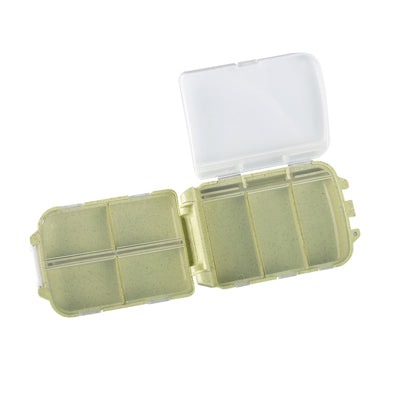 Eco Friendly Wheat Straw Pill Box