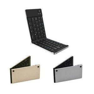Wireless Foldable Keyboard - abrandz