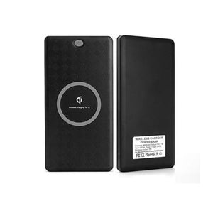 Dual Function Wireless Portable Charger - Corporate Gifts Singapore