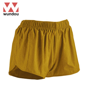 Wundou P1390 Women's Fitness Breathable Active Shorts