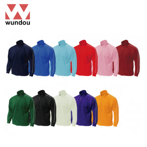 Wundou P2000 Track Top with Piping