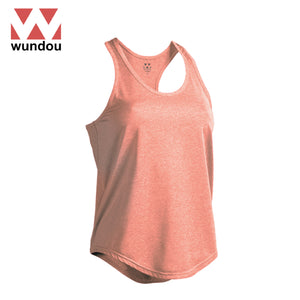 Wundou P880 Women's Stretch Racerback Vest Top