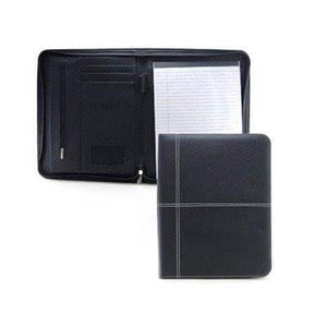 A4 Bicast Leather Document Holder - abrandz