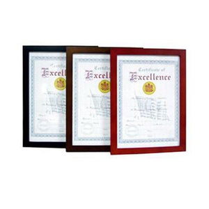 A4 Wooden Frame | AbrandZ Corporate Gifts Singapore