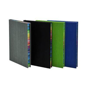 A5 Notebook With Rainbow Side - abrandz