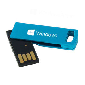 Aluminium Fold USB Flash Drive | AbrandZ Corporate Gifts Singapore