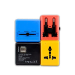 Travel Adapter (2 USB Port) | Travel Adaptor | Travel | AbrandZ: Corporate Gifts Singapore