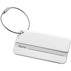 Aluminium Luggage Tag | AbrandZ: Corporate Gifts Singapore