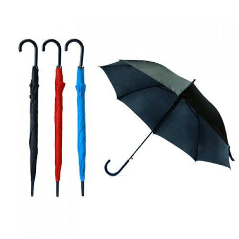 Auto Open Straight Umbrella | AbrandZ.com