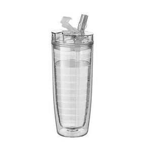 Avenue Sipper Isolating Bottle (White) - Corporate Gifts Singapore