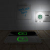 BrandCharger Glow2 Wall Plug USB Charger with Night light