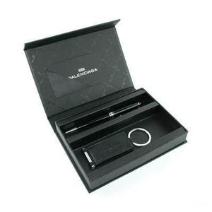 Balenciaga Pen with Key Holder Gift Set - Corporate Gifts Singapore