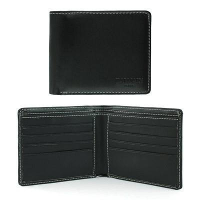 Balmain Pen, Key Holder and Wallet Set - Black