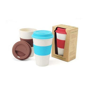 Bamboo Fibre Mug | AbrandZ Corporate Gifts Singapore