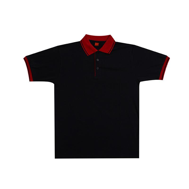 Basic Jersey Unisex Polo T-shirt