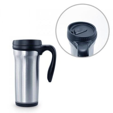 Besto Aluminium Coffee Mug with Handle | AbrandZ.com