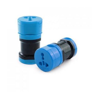 Bistra Stamp Shape Travel Adaptor | Travel Adaptor | Travel | AbrandZ: Corporate Gifts Singapore