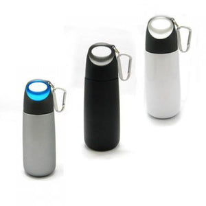Bopp Mini Stainless Steel Bottle with Carabiner | AbrandZ: Corporate Gifts Singapore