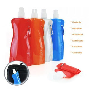 BPA Free Collapsible Water Bottle | AbrandZ Corporate Gifts Singapore
