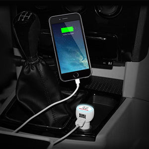 BrandCharger Classic Universal USB Car Charger | AbrandZ Corporate Gifts Singapore