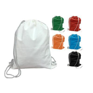 Canvas Drawstring Bag - abrandz