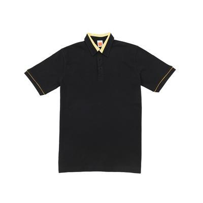 Checkered Honeycomb Polo T-Shirt