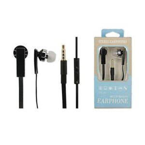 Classic Stereo Earphones - Corporate Gifts Singapore
