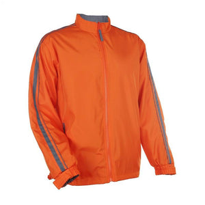 Classic Windbreaker with Sleeve Accents | AbrandZ Corporate Gifts Singapore
