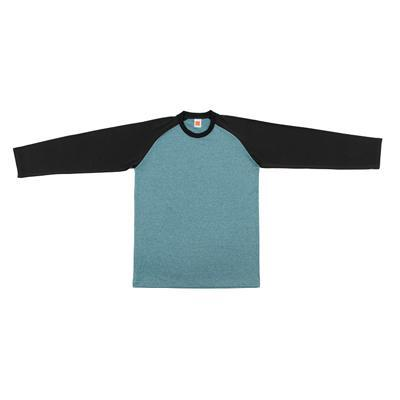 Contrast Quick Dry Long Sleeve Shirt