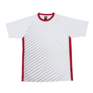 Contrast Quick Dry Round Neck T-Shirt | AbrandZ Corporate Gifts Singapore