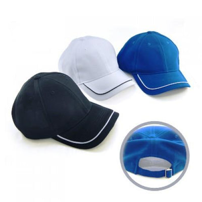 Cool Max Cap with Silver Buckle | Cap | apparel | AbrandZ: Corporate Gifts Singapore