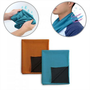 Cooling Sport Towel | AbrandZ: Corporate Gifts Singapore