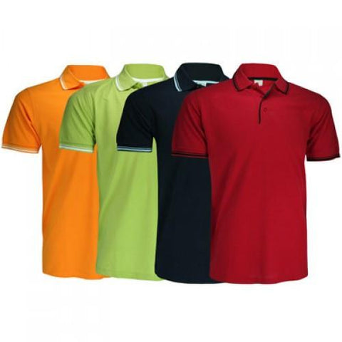 Cotton Polo Shirt | AbrandZ.com