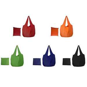 Foldable Nylon Tote Bag | AbrandZ Corporate Gifts Singapore