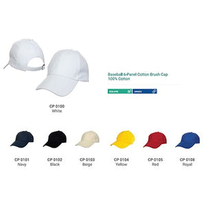 Baseball Cap 6 Panel - abrandz