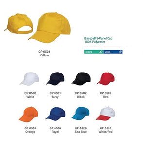 Baseball Cap 5 Panel - abrandz