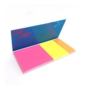 Custom Cover Post-it Pad | Post-it Pad | desk | AbrandZ: Corporate Gifts Singapore
