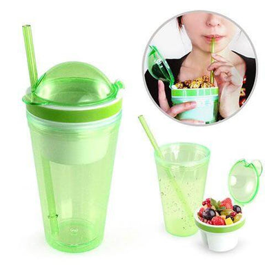 Domeco Snack Tumbler | Tumbler | lifestyle | AbrandZ: Corporate Gifts Singapore