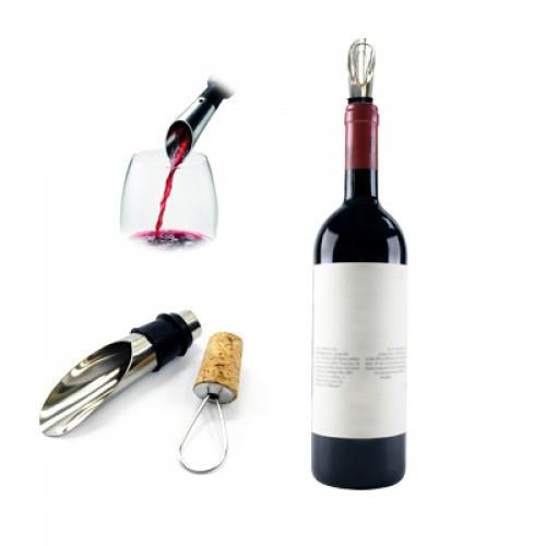 Driptop Wine Gift Set