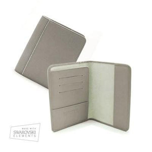 DSE Grey Passport Holder | Passport Holder | Travel | AbrandZ: Corporate Gifts Singapore
