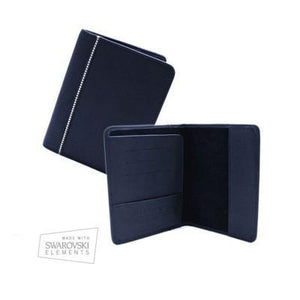 DSE Navy Blue Passport Holder | Passport Holder | Travel | AbrandZ: Corporate Gifts Singapore