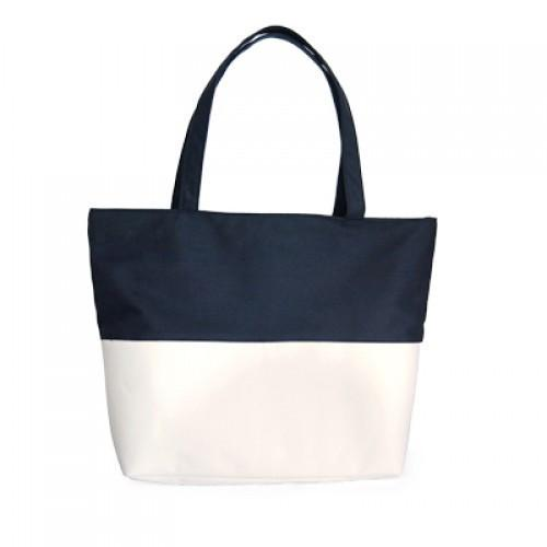 Dual Tone Eco Cotton Bag