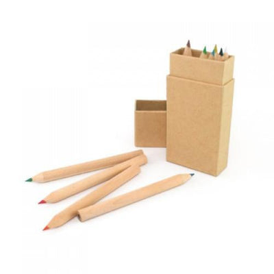 Eco Color Pencil Set | Pencil | Stationery | AbrandZ: Corporate Gifts Singapore