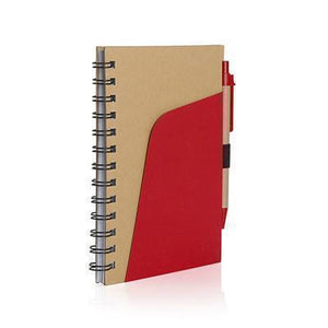 Eco Friendly Notebook with Pen | Notebook and Pen Gift Set | desk | AbrandZ: Corporate Gifts Singapore