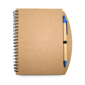 Eco-Friendly Notebook with Pen | AbrandZ: Corporate Gifts Singapore