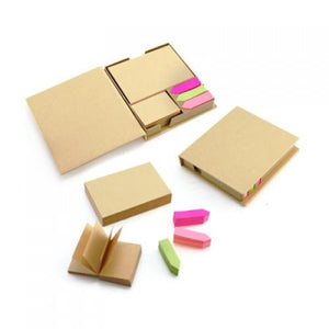 Eco-Friendly Notepad | Post-it Pad, Promotional Notebooks | Eco-Friendly | AbrandZ: Corporate Gifts Singapore