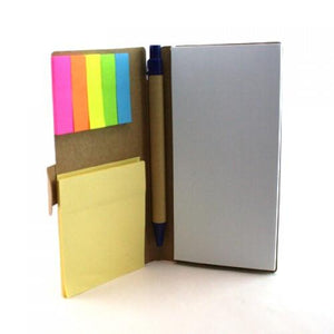 Eco Friendly Notepad With Pen | Notebook and Pen Gift Set | Eco-Friendly | AbrandZ: Corporate Gifts Singapore