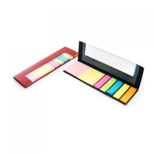 Eco Friendly Post-It Pad With Ruler - abrandz